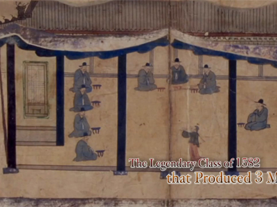 The Grand Heritage Ep25C1 Namsadang nori