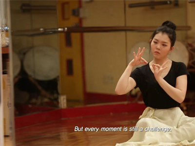 Arirang Prime Ep258C2 she is preparing for another solo performance titled 'C...