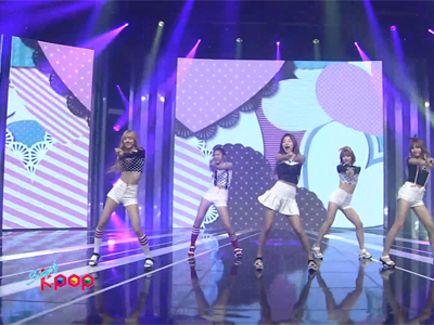 Simply K-Pop Ep174C3 MINX - Love Shake