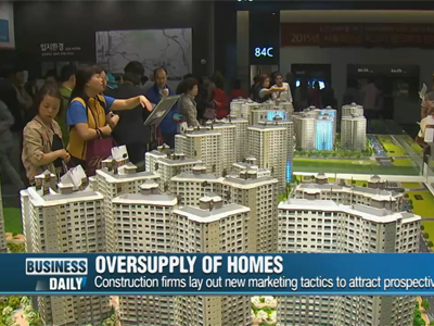 Business Daily Ep106C1 Oversupply of homes