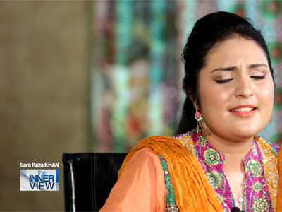 Sara Raza Khan, who has won the hearts of the people in Pakistan Ep173