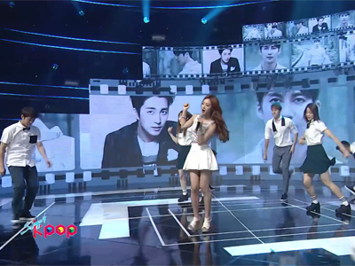 Simply K-Pop Ep179C10 Kim Hyung Jun - Cross the line (Feat. Ha Yeong of PLAYBACK)