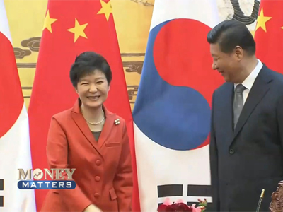 Money Matters Ep22C1 Korea and China step up economic cooperation