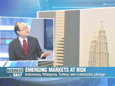 Business Daily Ep107C2 Emerging countries at risk?