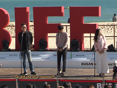 Showbiz Korea Ep1197C1 2015 BUSAN INTERNATIONAL FILM FESTIVAL