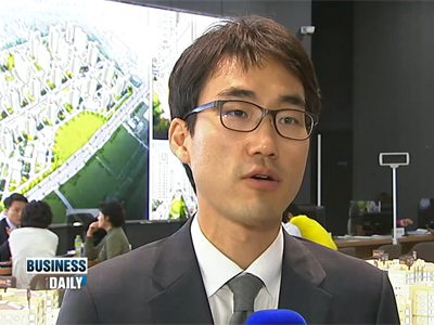 Business Daily Ep130C1 Korea's 'New Stay' Project