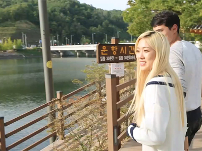 our vs Tour Ep14C5 Benji team try Jeonju Makgeolli VS Tina team in Andong   W...