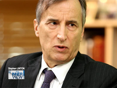 Stephen Linton, the Chairman of the Eugene Bell Foundation, a non-profit organization established to provide humanitarian aid to North Korea Ep185