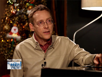 Ronn Branton, a jazz pianist who helps people get into the Christmas spirit E...