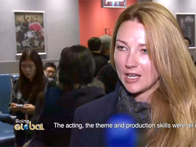 Going Global Ep35C1 KOREAN FILM FESTICAL BECOMES MORE POPULAR