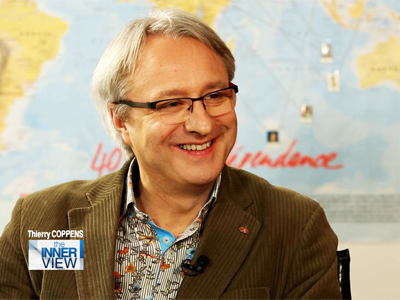 Thierry Coppens, the General Director of Médecins Sans Frontières (MSF) Ep189