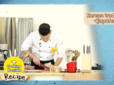 Cooking Possible _ japchae _ Recipe _ Ep.7