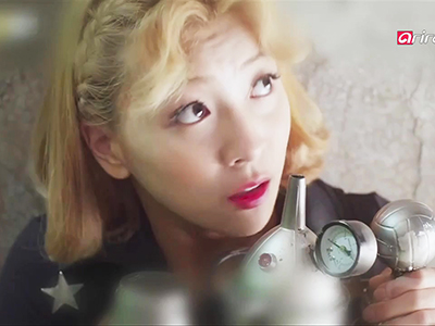Showbiz Korea _ F(X) LUNA TO MAKE HER SILVER SCREEN DEBUT _ Ep1283
