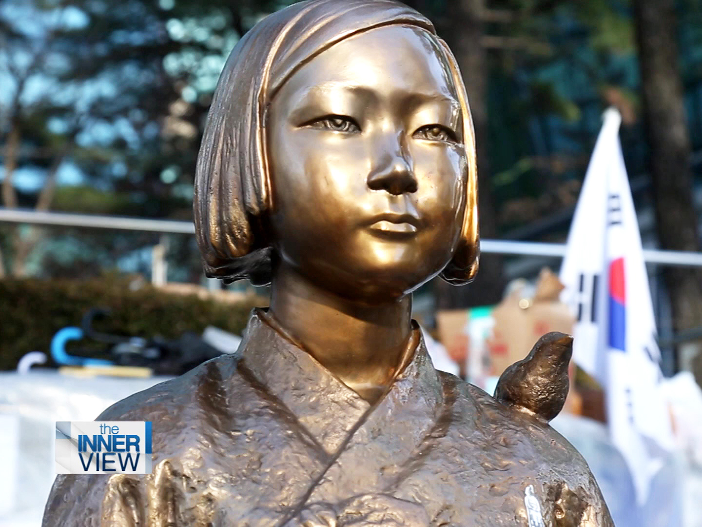 Independence Movement Day Special: Kim Seo-kyung and Kim Eun-sung, the sculptors behind the Girl of Peace statues Ep196