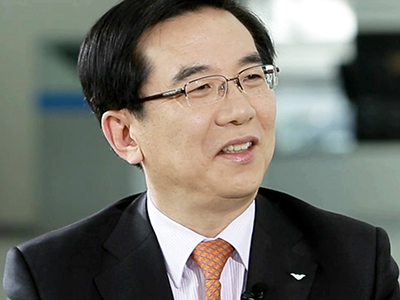Chung Il-young, the President and CEO of Incheon International Airport Corporation Ep200