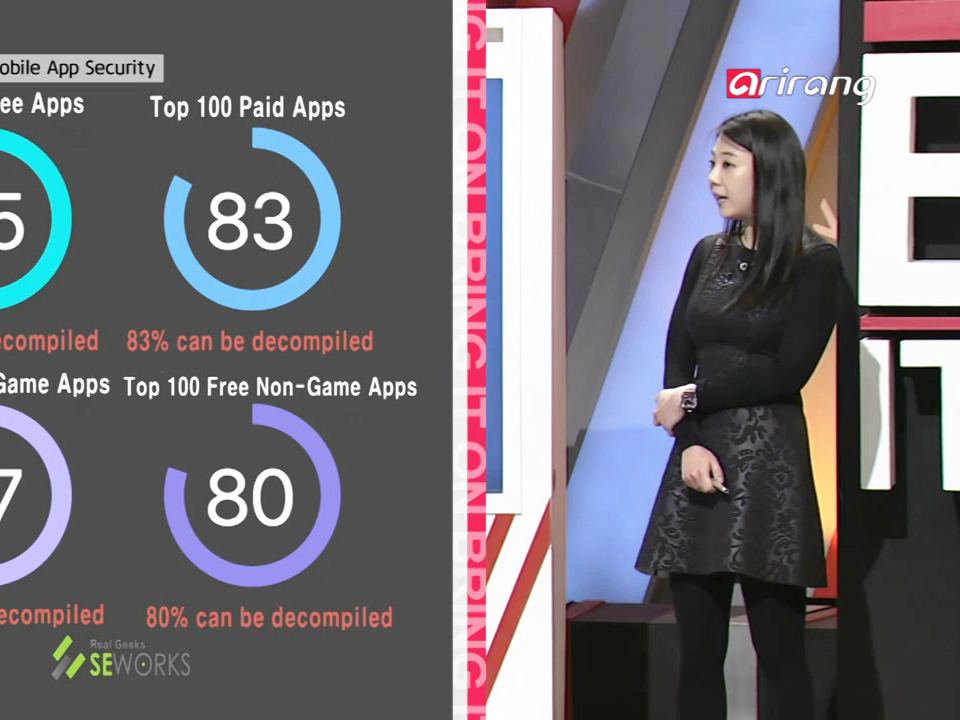 Bring It On S4 Smartphone app security startup SEWORKS Ep.13