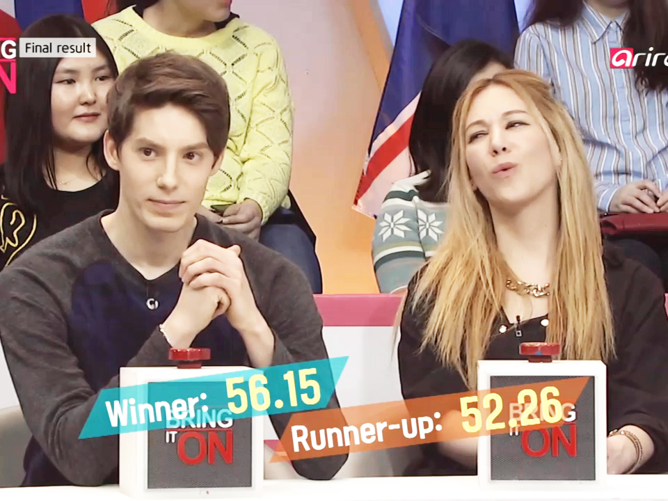 Bring It On (S4) Classting, SEWORKS, I-KAIST Final Result Ep.13
