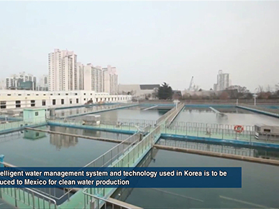 The Innerview korea's support water-cleaning facility technology Production E...