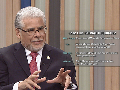 The Innerview  Introduce Ambassador of Mexico to the Republic of Korea Ep204