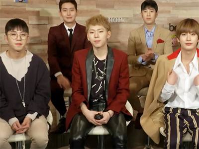 Pops in Seoul _ Block B _ Interview _ Ep3152