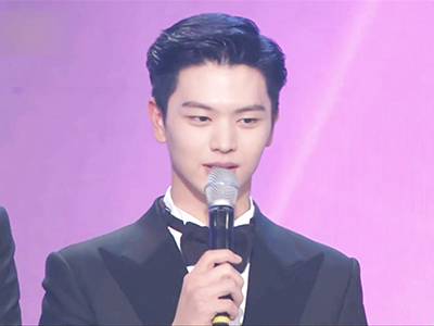 Showbiz Korea _ YOOK SUNG-JAE OF BTOB APPOINTED AS THE PR AMBASSADOR OF SEJONG SCHOOL _ Ep1363