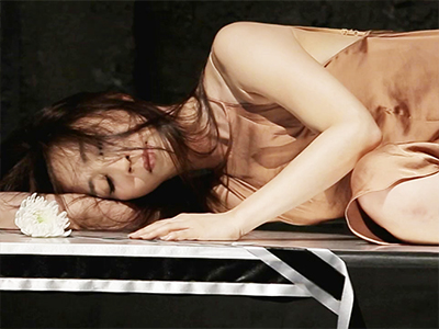 PerformArts M Contemporary Choreography and Dance, Choi Won-sun Song of Lotus...