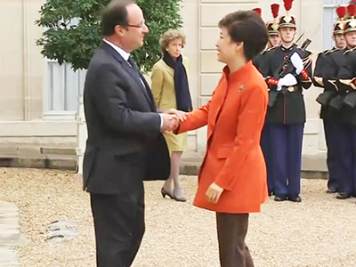 UPFRONT Ep114 - Significance of President Park's Visit to France