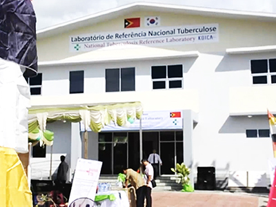 Going Global _ A new tuberculosis treatment center built with Korean support _ Ep65