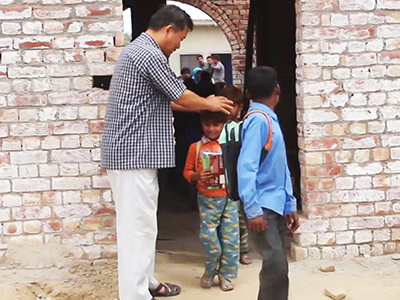 Going Global _ A school in Pakistan that is nurturing dreams for child laborers _ Ep65