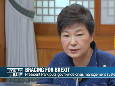 Business Daily _ Seoul's response to Brexit decision _ Ep320