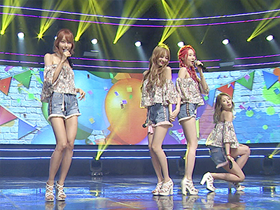 Simply K-Pop _ MELODYDAY _ Color _ Ep224