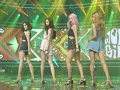 Simply K-Pop _ Wonder Girls _ Why So Lonely _ Ep224