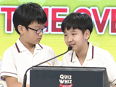 Quiz Whiz Junior Ep.01