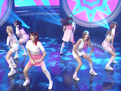 Simply K-Pop _ LABOUM _ Shooting Love _ Ep229