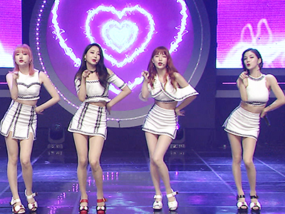 Simply K-Pop _ 9MUSES A _ Lip 2 Lip _ Ep229