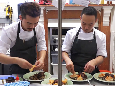 Going Global _ A Hansik feast in New Zealand _ Ep74