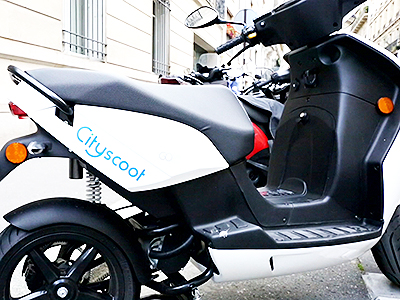 Going Global _ Eco-friendly electric scooters in Paris _ Ep78
