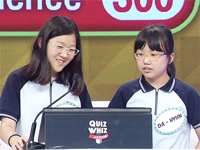 Quiz Whiz Junior Ep6