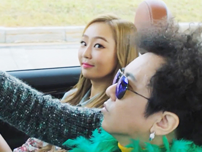 Showbiz Korea _ HYOLYN OF SISTAR IN PROMOTIONAL PROJECT FOR THE PYEONGCHANG OLYMPICS _ Ep1454
