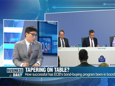"""Business Daily _ """"Tapering"""" on table? _ Ep402"""