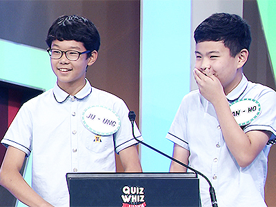 Quiz Whiz Junior Ep10
