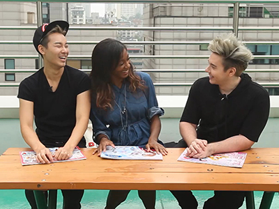 B Cruze S2 _ Let's Know about What Is Foreigner's Favorite Things in Korea with Whitney Bae _ Ep4