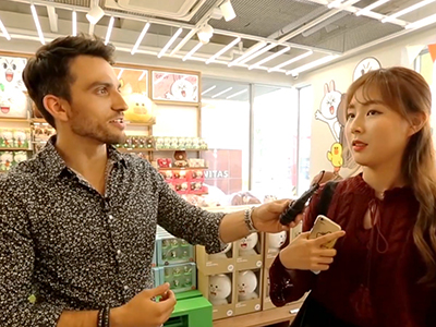 #Stylecast _ Robin & Andreas Seeking Applicant for Learning Halloween Party Make over _ Ep2
