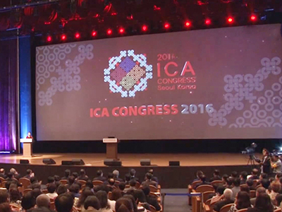 Upfront Achievement of ICA Congress Seoul Ep137