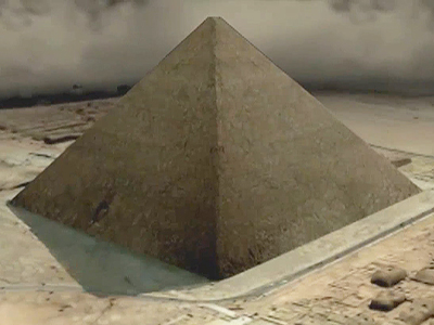 InfoScope New Rooms Discovered in Great Pyramid of Giza