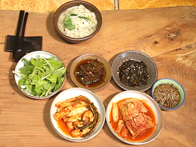 Wedding Day Noodles _ Guksu Contains Korean History, Culture and Life _ Ep4