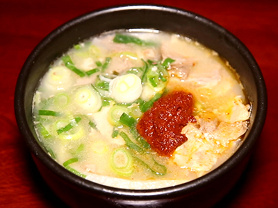 Hansik of The Day _ Busan Dwaeji-gukbap