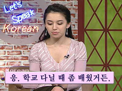 Let's Speak Korean Ep.187 I learned that when I was at school - 학교 다닐 때 좀 배웠거든