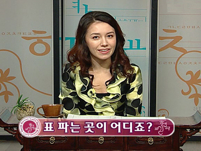 Let's Speak Korean (S3) Ep.103 Where can I buy a ticket? - 표 파는 곳이 어디죠?