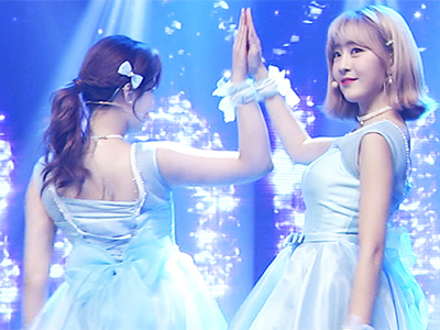 Simply K-Pop _ LABOUM – Winter Story